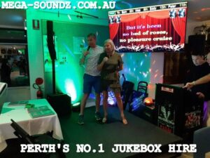Karaoke Jukebox Singing Perth